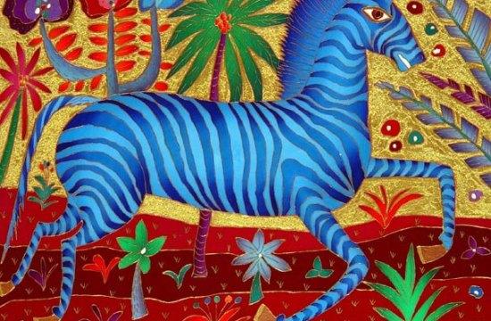 Blue Zebra (1998) - Yuri Gorbachev