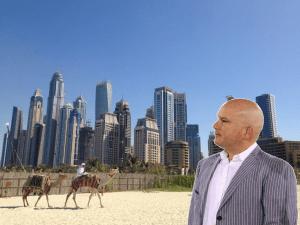 Gustavo Mirabal in Dubai