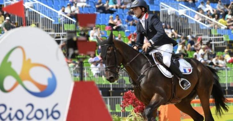 Salto Ecuestre en las Olimpíadas de Rio 2016