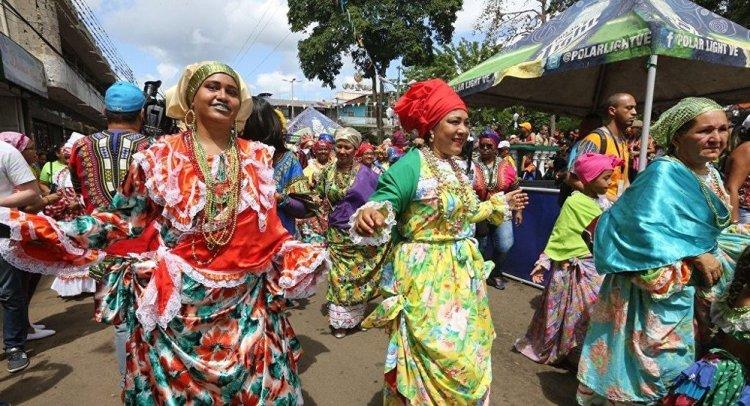 Carnival of Callao - Bolívar State- Carnivals in Venezuela