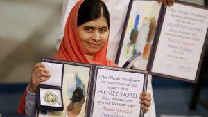 Activista por el derecho a la educación en las mujeres
