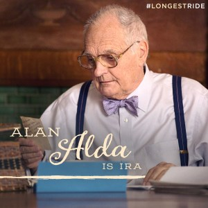 Alan Alda as Ira Levinson - The Longest Ride