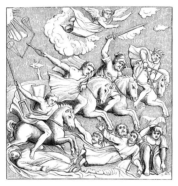 Coronavirus prophecy Bizarre claim Four Horsemen of the Apocalypse have arrived