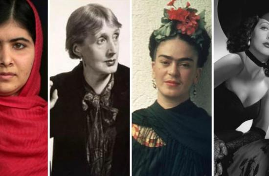 mujeres destacadas