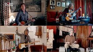 Los Rolling Stones en el concierto de One world together at home