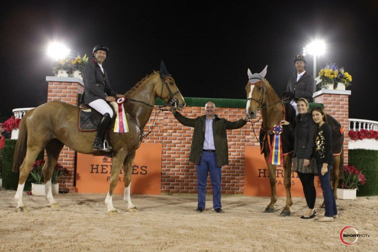 Gustavo Mirabal and the Pessoa brothers