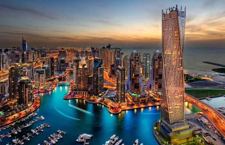 La gran versatilidad de Dubái