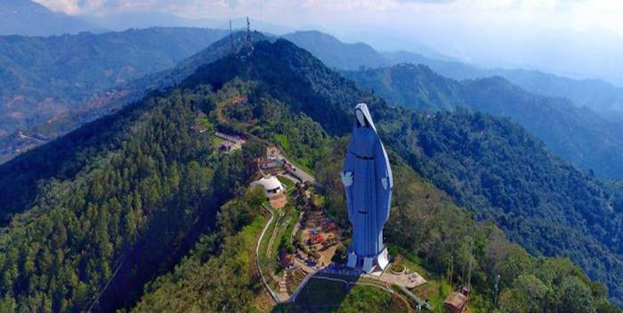 Virgin of Peace Trujillo State