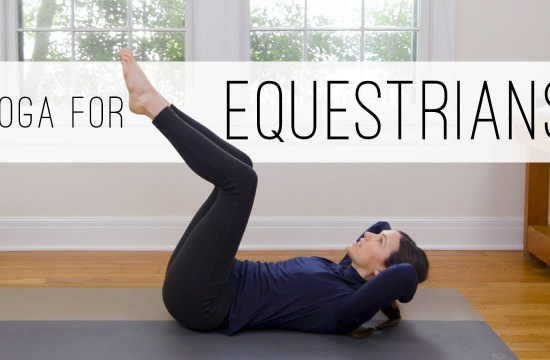 Yoga for Equestrians - There are many videos on youtube