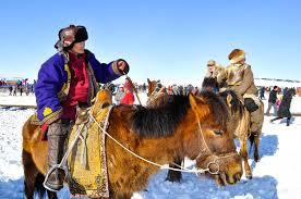 Horse adventure in Mongolia