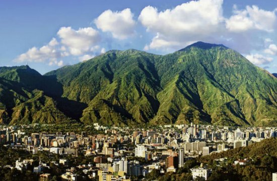 Caracas - Capital City of Venezuela