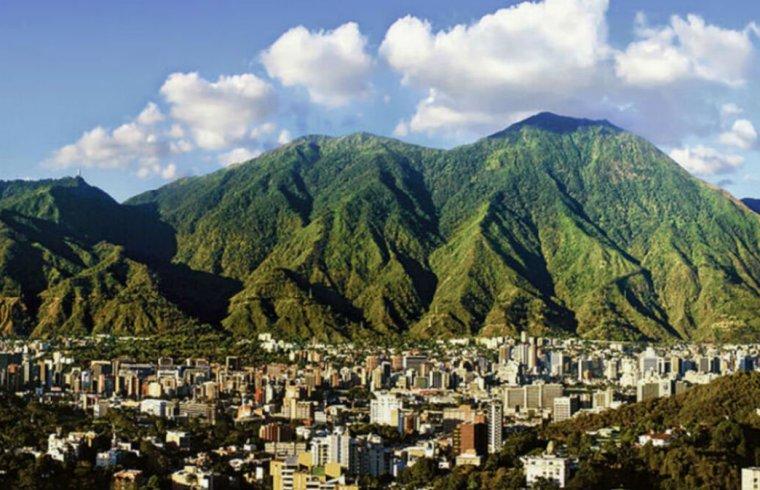 Caracas - Capital City of Venezuela