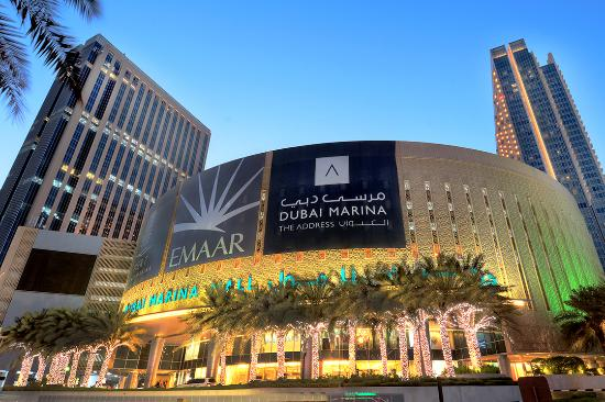 Dubái Marina Mall