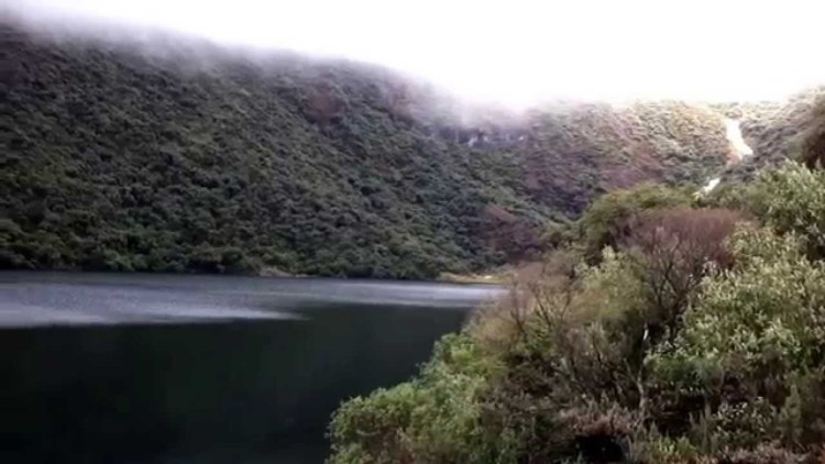 Black Lagoon, Mérida Gustavo Mirabal in Venezuela
