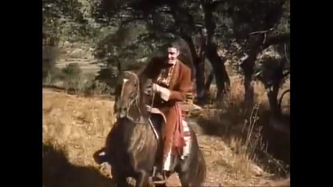 Princesa - El caballo del Zorro