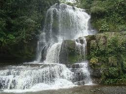 Azulita Waterfall