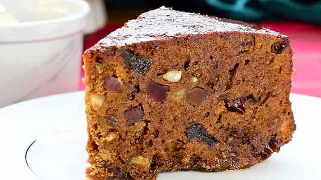 Torta negra al estilo venezolano