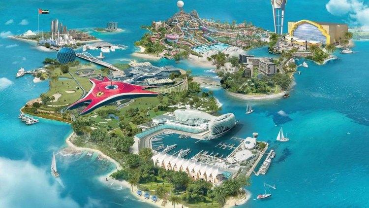 La Isla de Yas - Abu Dhabi - Emiratos Árabes Unidos - Un sueño para Gustavo Mirabal Poderopedia Venezuela