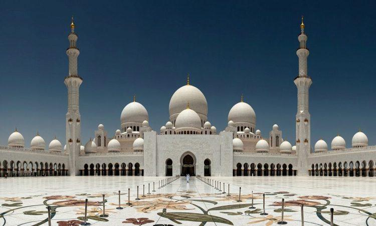 Sheikh Zayed Mosque - Abu Dhabi - United Arab Emirates - Gustavo Mirabal Poderpedia Venezuela