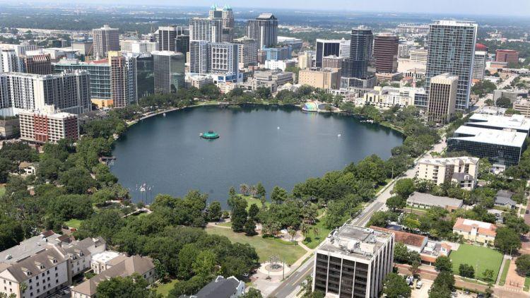 A beautiful look at Orlando