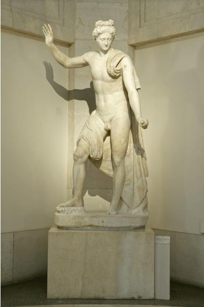 Apollo at the Prado Museum