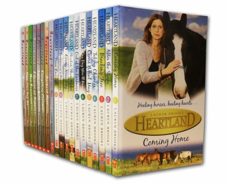 Heartland Book Collection - Lauren Brooke