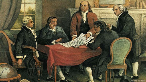 The Declaration of Independence and the Draft Committee