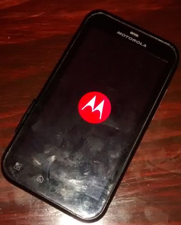 Mi Motorola Defy+