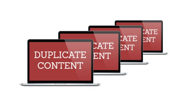 Duplicate Content is Bad SEO