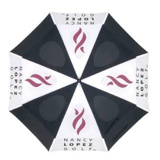 Gustbuster printed umbrella_Lopezgolf