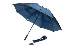 Gustbuster golf umbrella navy 68''