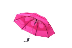 GustBuster Metro windproof umbrella Fuchsia