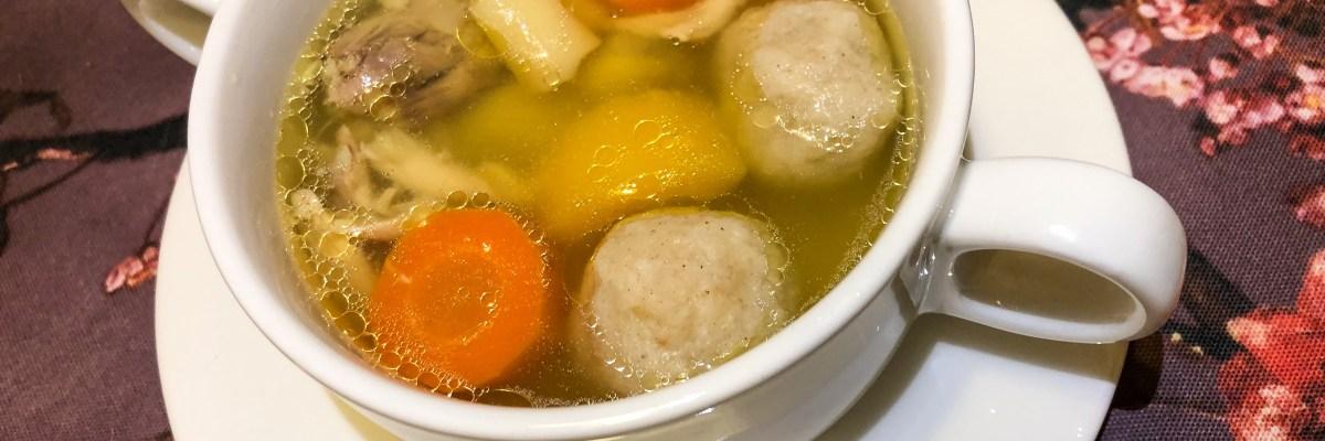 Hendlsuppe