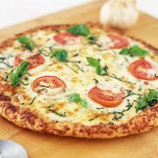 Receta Pizza Margarita