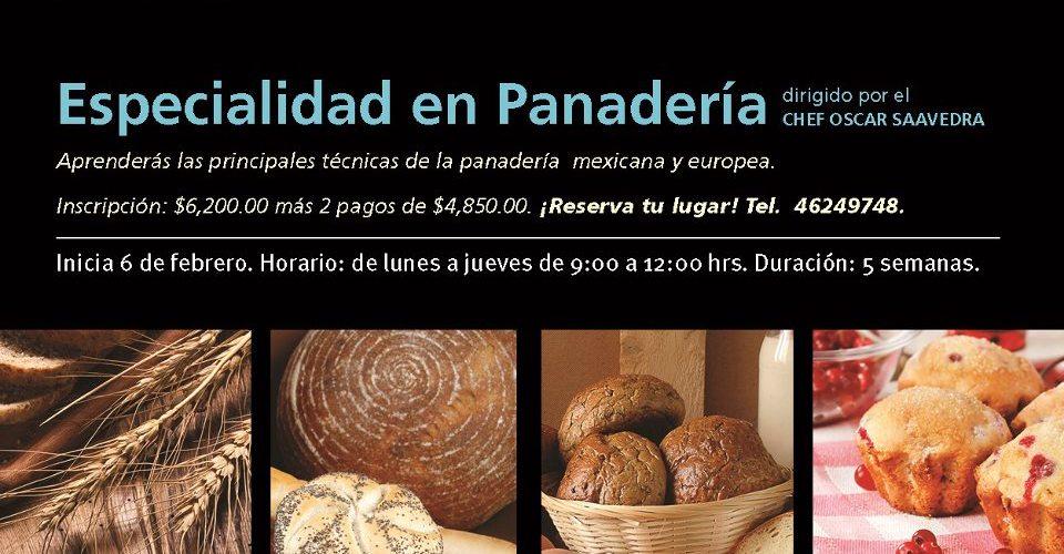 Centro Culinario Ambrosía «Especialidad en Panadería»
