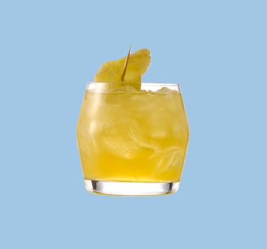 "Cóctel Whiskey ""Junior Merino The Liquid Chef"""