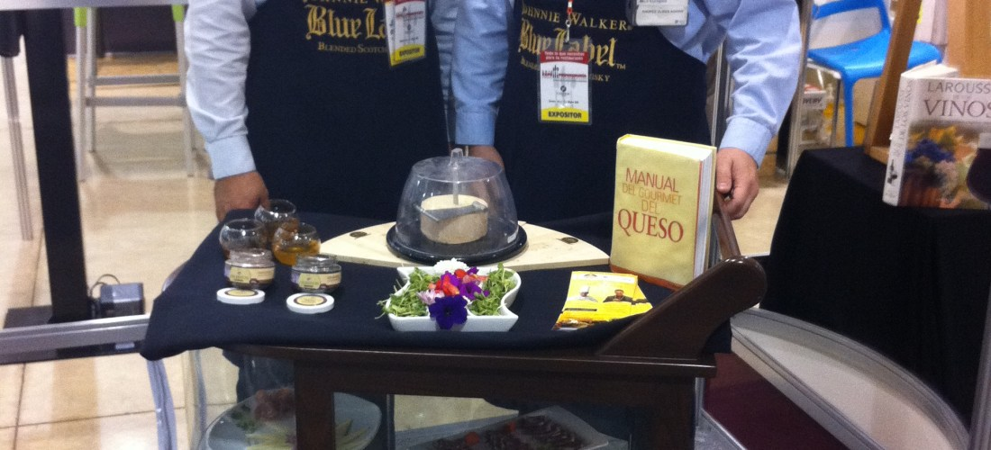 "Reseña Comalca Gourmet y La Europea ""Expo Canirac Mérida 2012"""