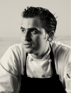 Chef Jonatán Gómez Luna