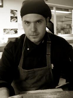 Chef José Miguel García