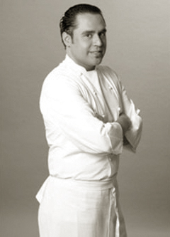 Chef Sergio Camacho Ocampo