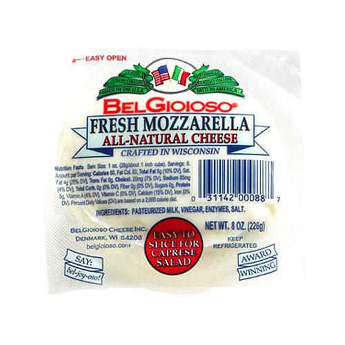 Recipe Breaded BelGioioso fresh mozzarella vía Fox Living