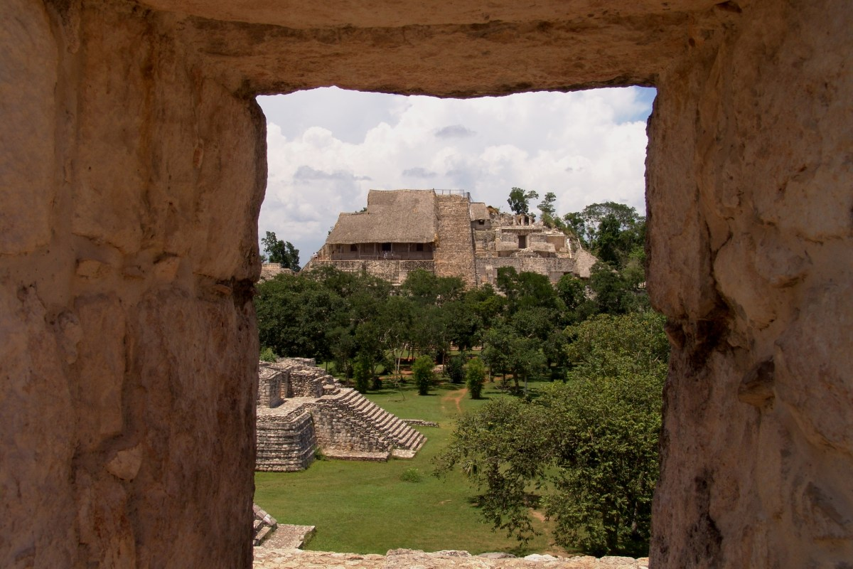 "#México a través de la lente ""Ek Balam"" Yucatán"