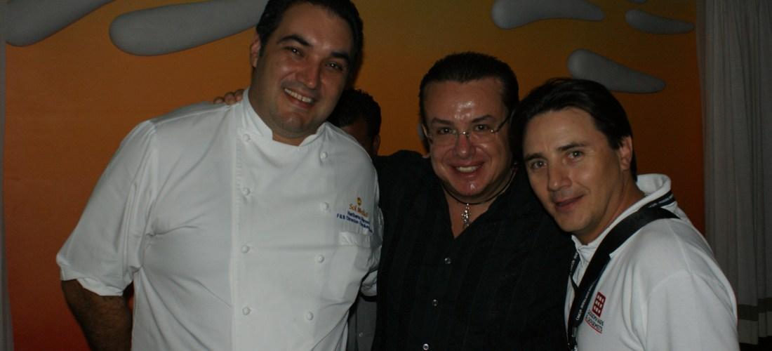 "Imágenes Celebrity Lounge ""Cancún Wine & Food Festival"""