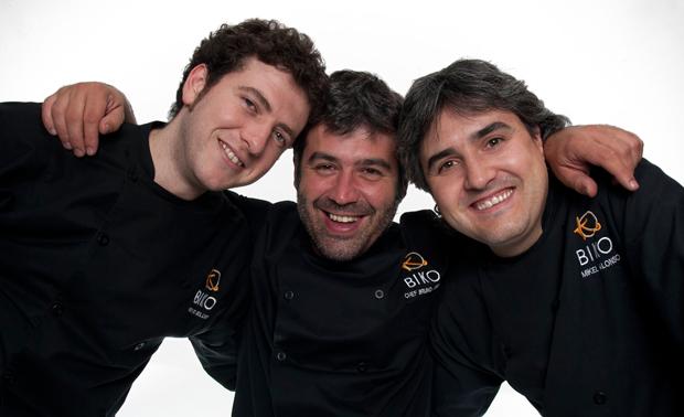 "Biko 38th, Place ""The World´s 50 Best Restaurant Awards 2012"""