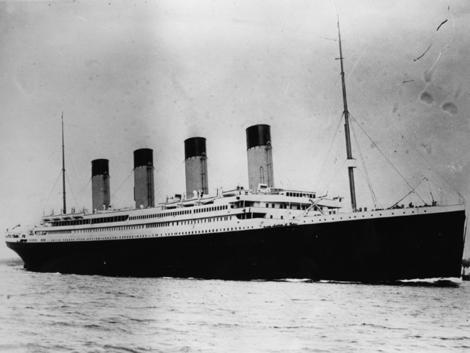 """No te lo pierdas este 14 Abril Hotel St. Regis Cd. de México recrea Menú """"Última Cena servida en el Titanic"""""""