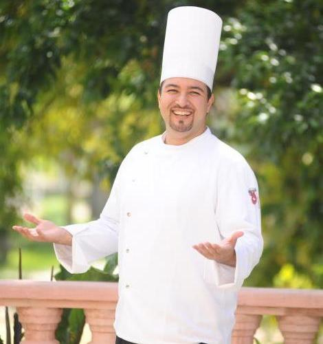 Chef Eugenio Villafaña