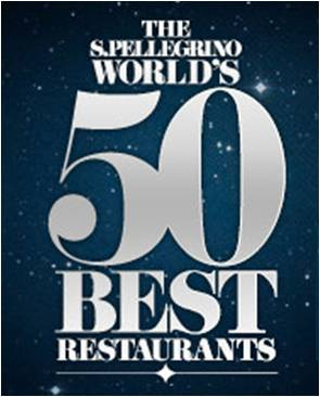 """""""Los Mejores 50 Restaurantes del Mundo 2012"""" by S. Pellegrino"""