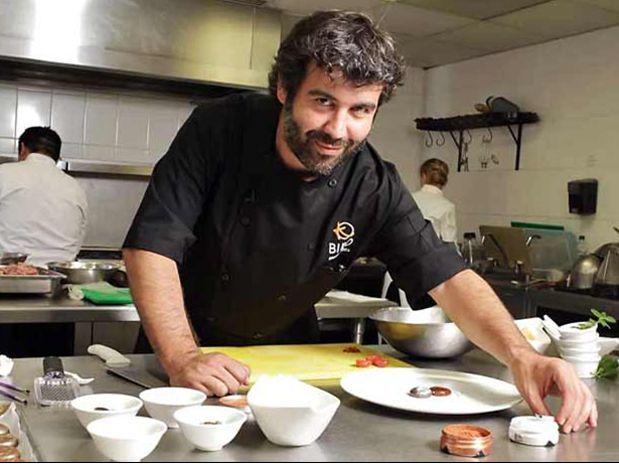 #Chef Bruno Oteiza