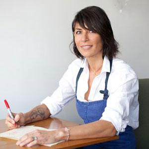 Chef Dominique Crenn @dominiquecreen