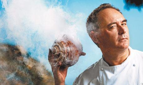 """""""¿Qué es cocinar? by Ferran Adrià"""